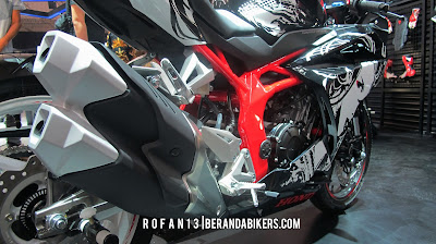 Honda Luncurkan CBR 250RR Special Edition yang hanya dijual 100 unit saja!