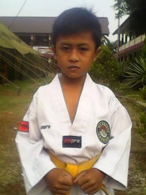 Taekwondo Kota Sukabumi Zahran