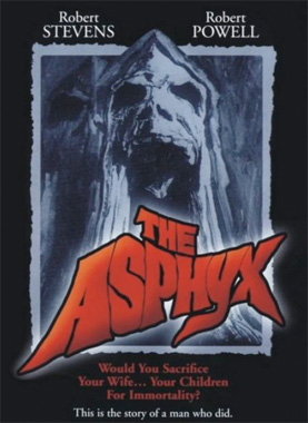 Poster for The Asphyx (1973)