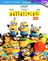 Minions 3d Movie Download Hindi-Eng Dual Audio 1.2GB Full HD