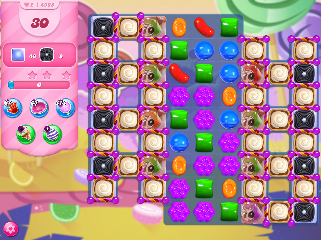 Candy Crush Saga level 4935
