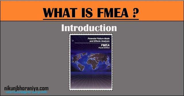 FMEA What is FMEA