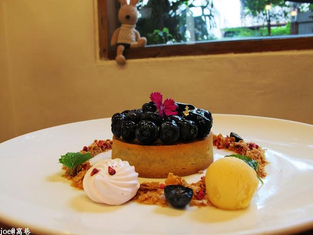 IMG 0272 - 【台中美食】窩巷 hidden lane 隱藏在巷弄間的甜點店 |咖啡 | 甜點|巷弄美食|蛋糕|藍梅塔|台中甜點店|老屋甜點|下午茶|
