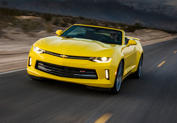 2016 Chevrolet Camaro SS Convertible Automatic Review