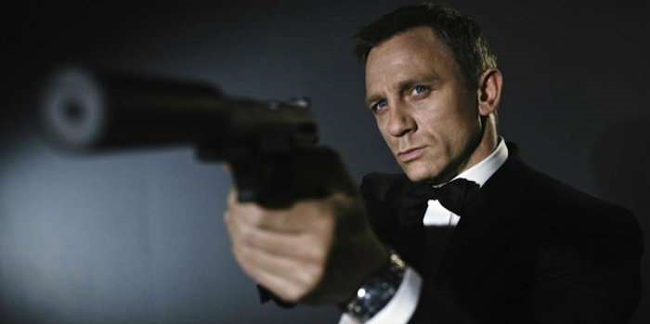 Daniel Craig no quiere ser James Bond