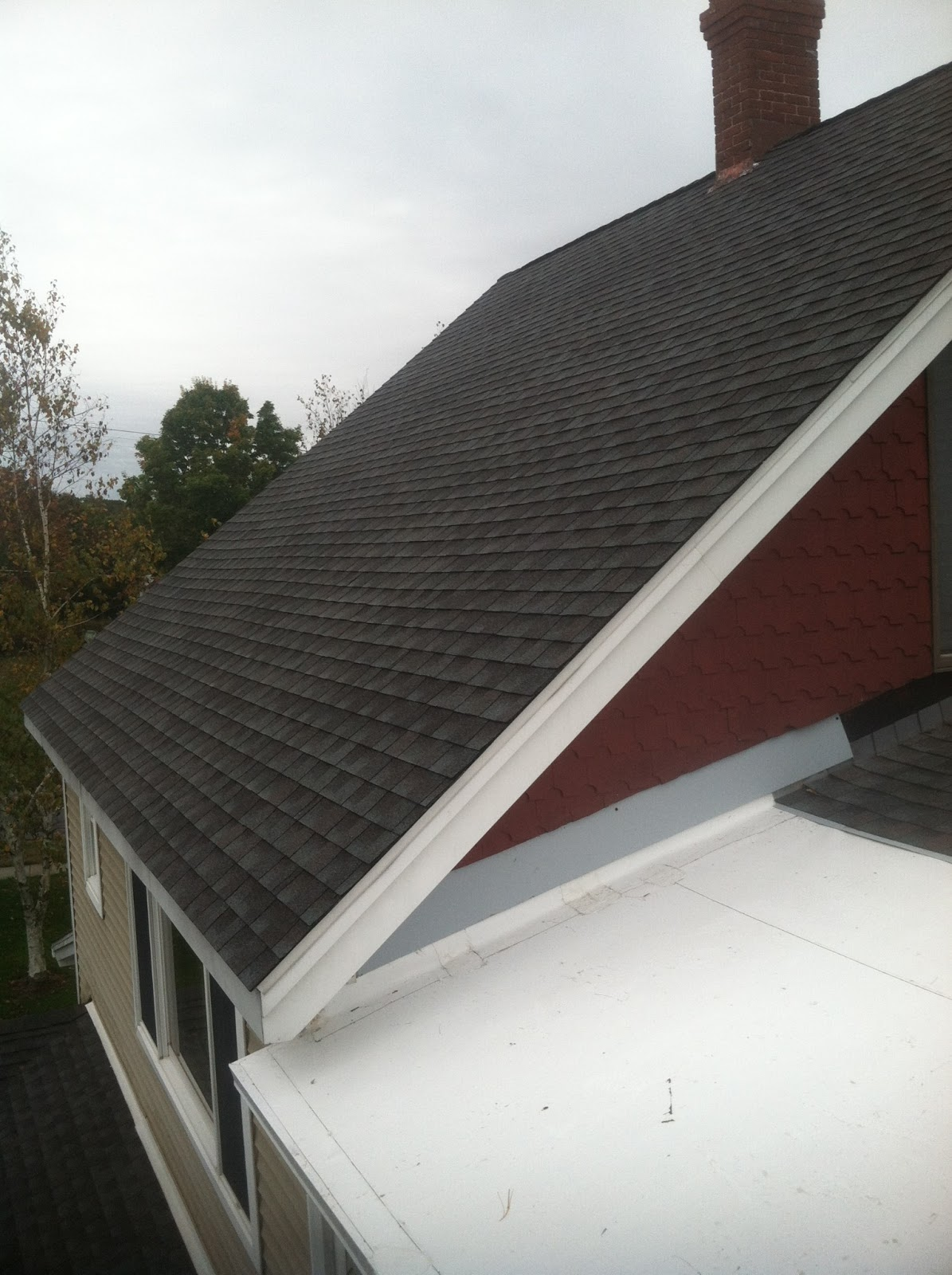 Best Flat Roof Scenario For Residential Connecticut