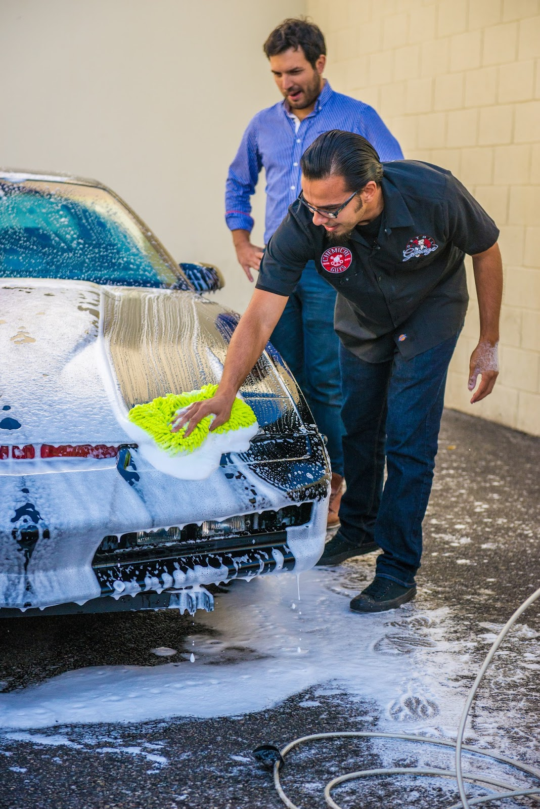 Foam Cannon Soap >> Chemical Guys Auto Detailing & Car Washing Supplies: Introducing Chemical Guys Black Light Car ...