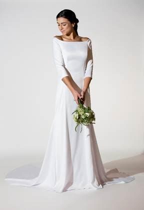 df5cb53c184 Casamento real  startup lança vestido inspirado no modelo usado por ...