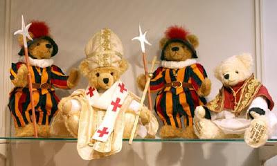BOISERIE & C.: Orsetti Teddy Bears per il Baby Flash Mob a ...