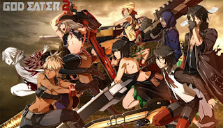 Anime God Eater Image
