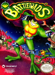 Battletoads nes