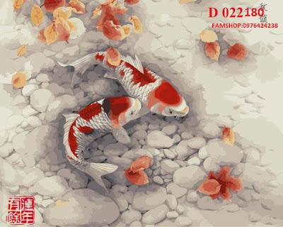 Tranh son dau so hoa D022180
