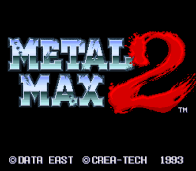 【SFC】重裝機兵2中文版(坦克戰記2、METAL MAX2)+攻略,系列作第二代遊戲MM2!