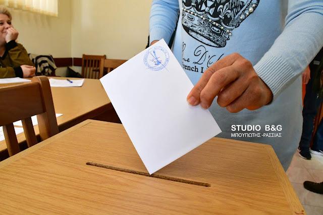 Τα αποτελεσματα των εκλογών στο Εργατικό Κέντρο Ναυπλίου - Ερμιονίδας