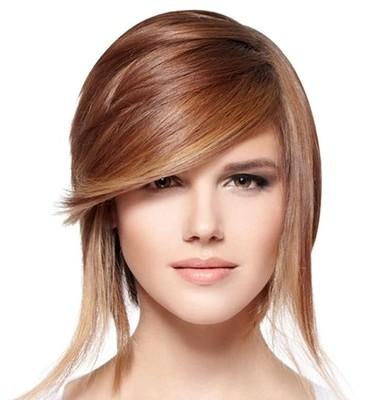 Model rambut wanita cepak