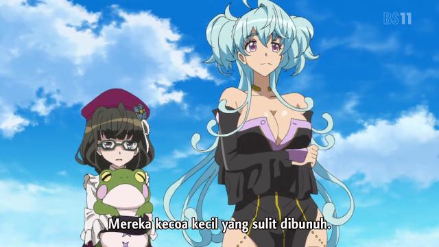Senki Zesshou Symphogear AXZ Episode 03 Subtitle Indonesia