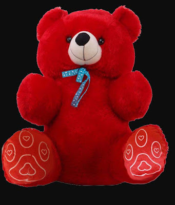 red-teddybear-for-ur-redlove-wallss