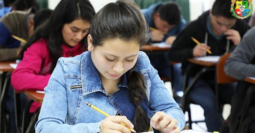 UNACH garantizó trasparencia en Examen de Admisión 2018-I - www.unach.edu.pe