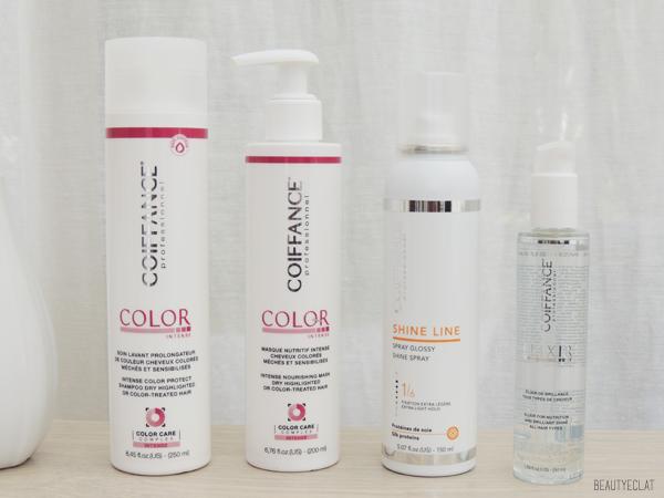 revue avis test cheveux soins coiffance