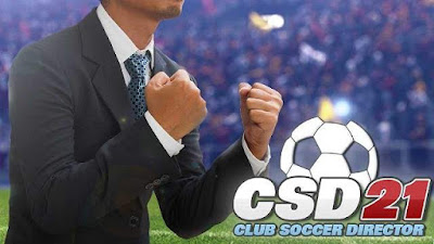 Club Soccer Director 2021 MOD (Unlimited Money) APK DOWNLOAD