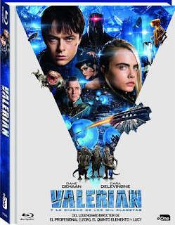 Valerian and The City 2017 (hindi dubbed) movie watch online 720p BluRay