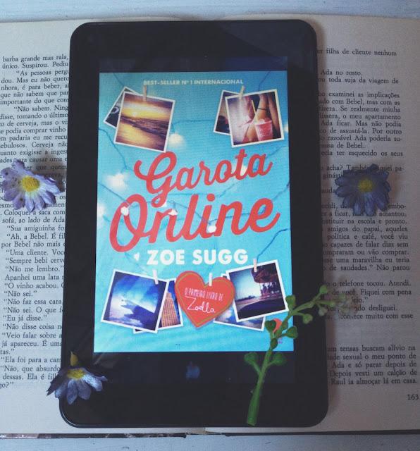 Resenha do Livro Garota Online