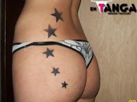 Tatuaje en la cola