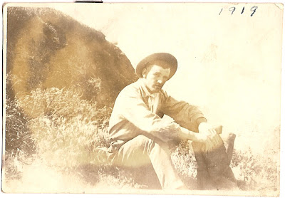 photograph from collection of Bill Bean Alameda California