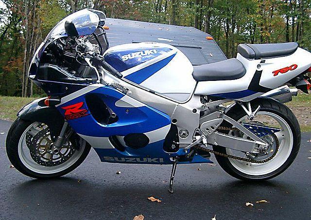 Suzuki Gsx R Motorcycle Wiring Diagrams