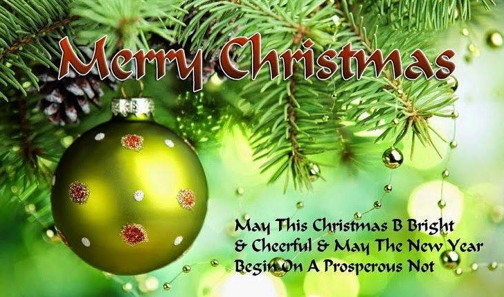 Merry Christmas 2015 Images with Quotes 720p