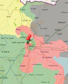 Persiapan 20 Ribu Perjuang Suriah Rebut Kota Aleppo dari Syiah Assad