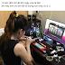 Cô gái Việt chơi lầy, dán ảnh mình lên máy tính chơi game của chồng để khỏi tơ tưởng bồ bịch