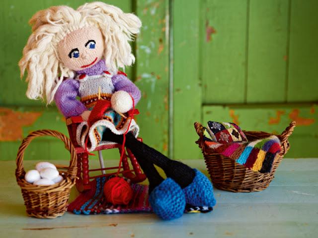 Ideas Fabulosas de Crochet