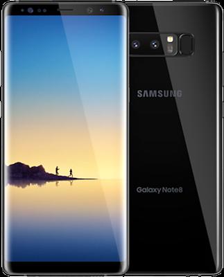Spesifikasi Samsung Galaxy Note 8                       Kamera bagian depan dari Samsung Galaxy Note 8 juga tidak kalah menarik, karena Samsung telah membenamkan kamera depan beresolusi 8 MP, f/1.7, autofocus, yang kualitasnya terbaik dikelanya. Bahkan kamera depan ini juga bisa kamu andalkan untuk Live Vlogging dengan kualitas perekaman 2K 1440p@30fps, dual video call.     Dengan segala spesifikasi canggih ini, Samsung menyuplay daya dengan mengandalkan baterai berkapasitas 3300 mAh lengkap dengan fitur fast Charging + wirelles charging. Melihat kapasitas baterai 3300 mAh yang dimiliki Samsung Galaxy Note 8, pasti banyak yang bertanya – tanya. Apakah mampu bertahan lama, dengan prosesor super canggih dan layar yang sangat lebar ? Nah kamu tidak perlu merisaukan tentang kemampuan daya tahan baterai Samsung Galaxy Note 8 ini. Karena prosesor Exynos 8895 yang digunakan smartphone ini dibangun menggunakan fabrikasi 10nm, dimana jika dibandingkan generasi sebelumnya yang menggunakan fabrikasi 14nm, prosesor ini memiliki performa 27% lebih baik serta konsumsi daya 40% yang lebih sedikit, Jadi tidak perlu khawatir mengenai daya tahan baterai HP ini.     Fitur asisten digital Bixby juga semakin disempurnakan fungsinya, untuk mengetahui berbagai informasi yang kamu butuhkan. Dan yang menarik adalah fungsu S – Pen Stylus dari Samsung Galaxy Note 8 ini, dimana kita akan dimudahkan dengan toolbar seperti