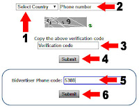 how to create account for bidvertiser account