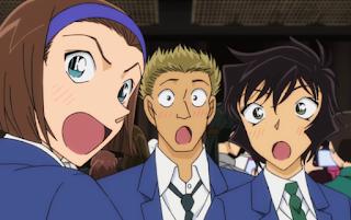Detective Conan - Episódio 928
