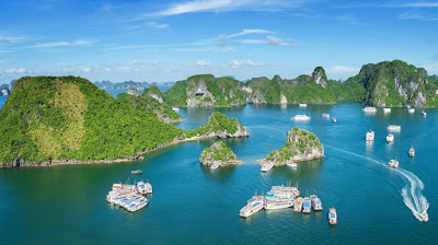 Visitting Vietnam in 2018 with National Tourism Year