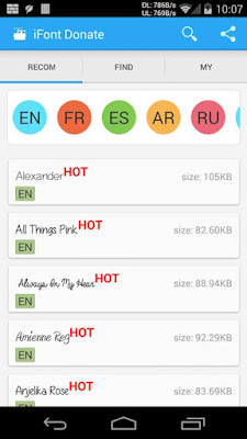 ifont donate apk