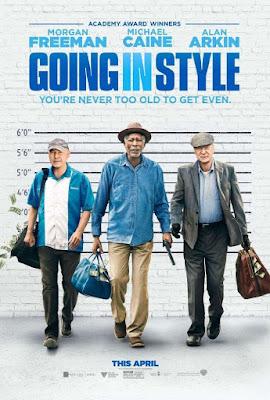 cine, cartelera, película, Un golpe de Estilo, Going in style, nos vamos al cine, michael caine, morgan freeman, alan arkin,