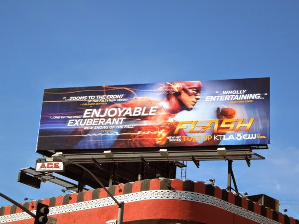 Flash series premiere review billboard