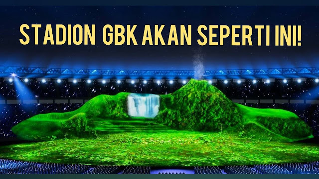 Live Streaming SCTV Opening Ceremony / Pembukaan Asian Games 2018