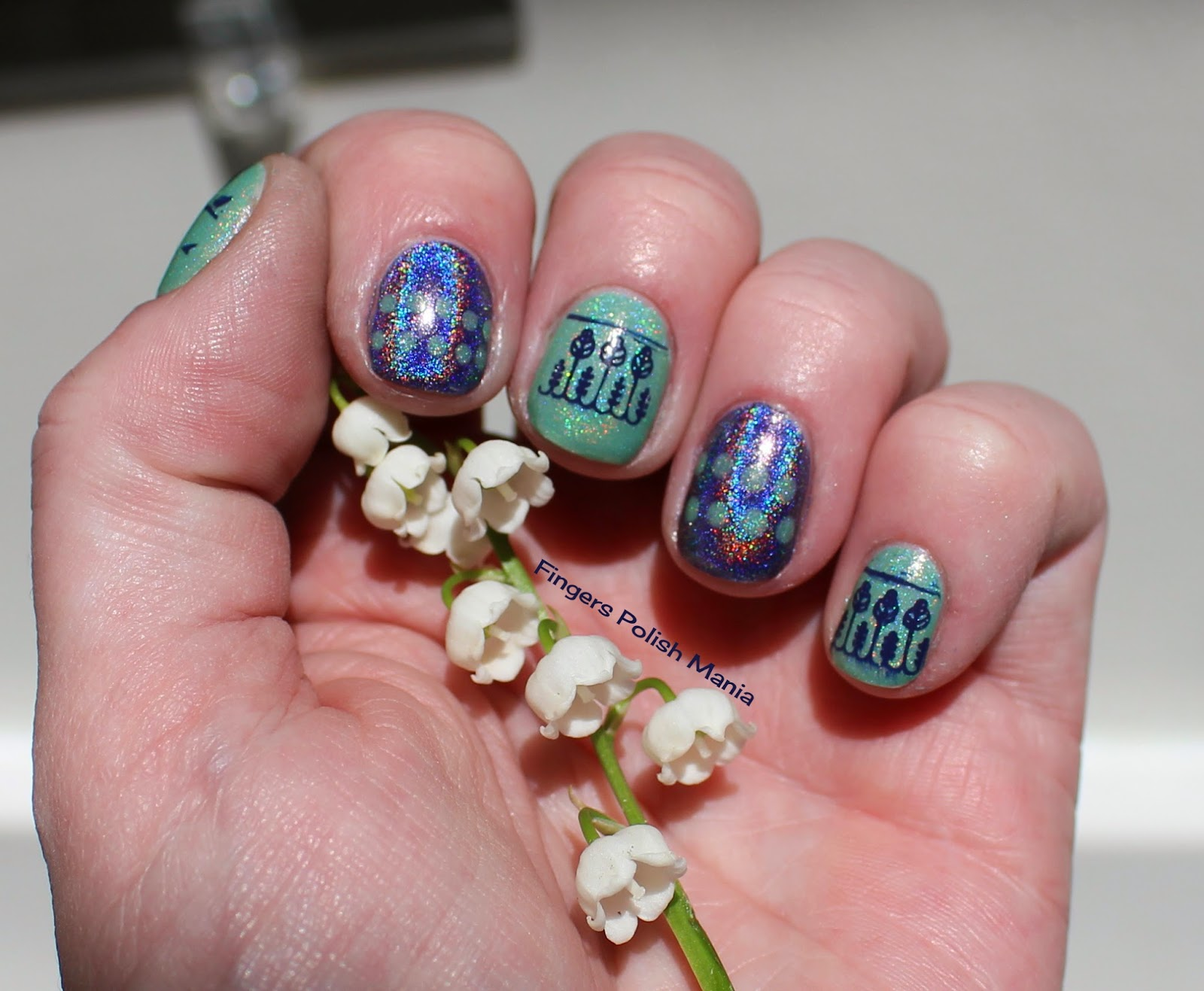 Watch scratches with nail polish remover ... - #Nail # ...  Enchanted Polish Keep Watch