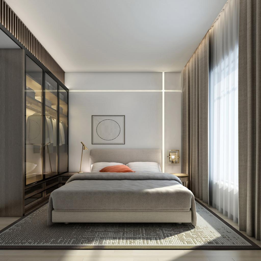 Awesome Minimalist Master Bedroom Decorating Ideas