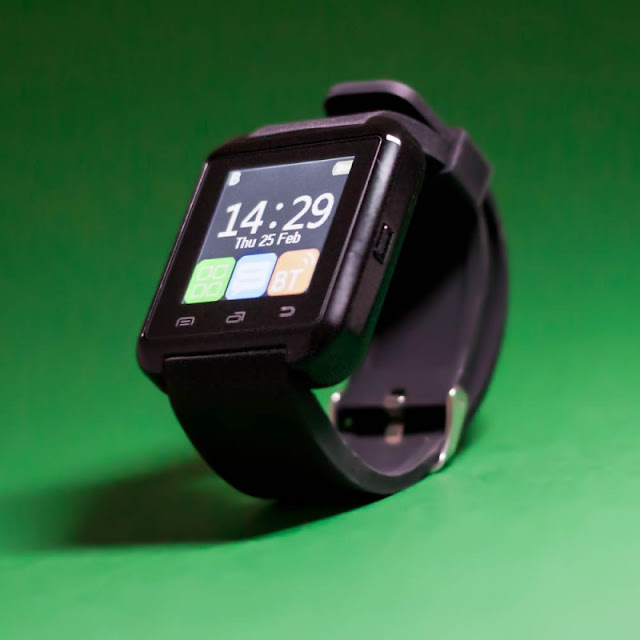 Info Gadget Terbaru ANDROID OXO WATCH
