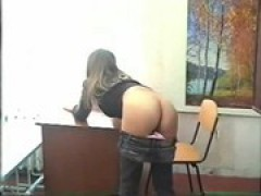 Ania First Anal Experience