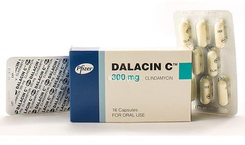 سعر ودواعى إستعمال دواء دالاسين سى Dalacin C مضاد حيوى واسع المجال