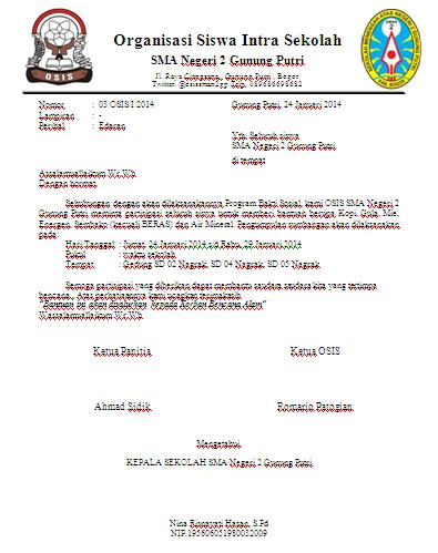 Surat Dinas Resmi Osis Ricoh Aficio 6010 6110 Color Copier Service