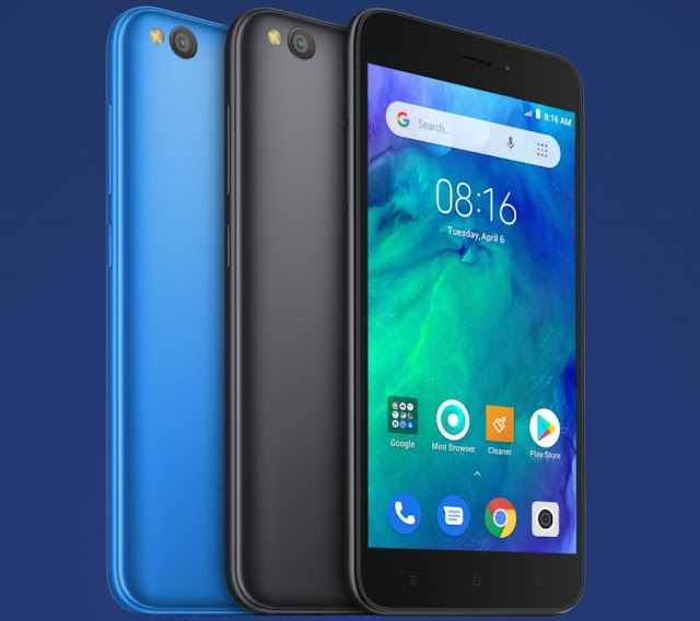 Xiaomi Redmi Go will launch soon