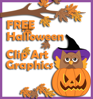 free printable invitation: FREE Clip art Hallooween for ...
