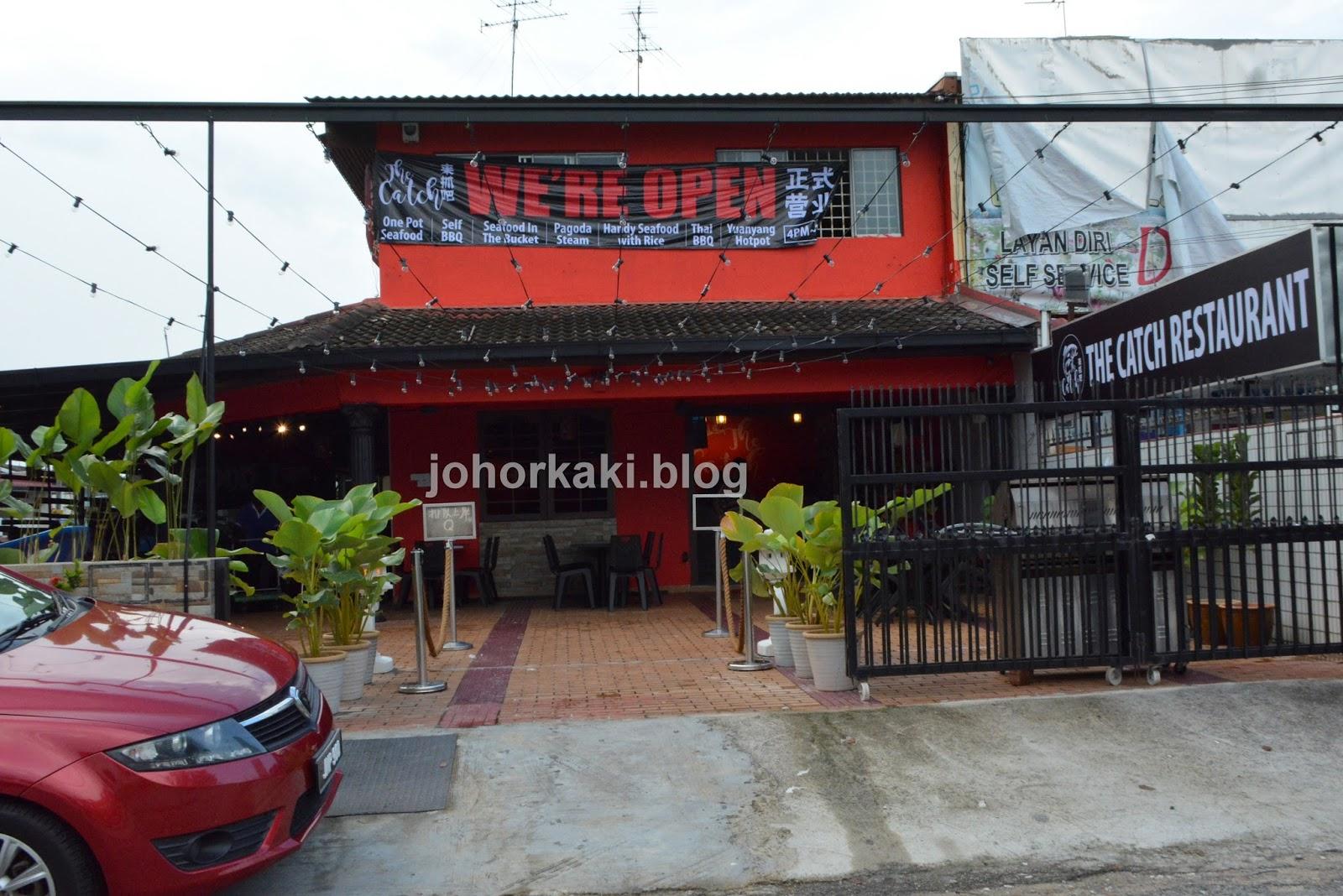 The catch restaurant seafood in johor bahru 手抓吧 jk